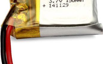 Náhradní baterie 3,7V 150mAh