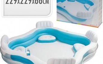 Bazén rodinný s křesílky 56475 ProGarden KO-I03209270