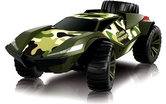 Revell RC auto REVELLUTIONS CAMO RANGER (24527) - 2,4 GHz/2 CH - military (1:14)