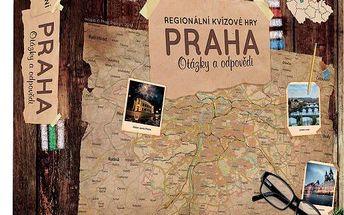 Albi Regionální kvízová hra Praha