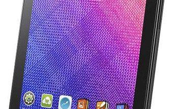 Acer Iconia One 7 - 16GB, černá - NT.LB1EE.004 + Zdarma Tablet EAGET 7'' pouzdro s klávesnicí - černá F7B (v ceně 199,-)