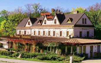 3–6denní pobyt s degustací v hotelu Pivovarská Bašta ve Vrchlabí pro dvě osoby s polopenzí