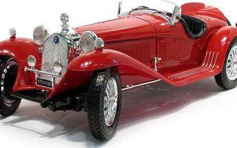 BBurago Alfa Romeo 8C 2300 Spider Touring (1:18)