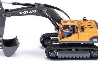 SIKU Hydraulické rypadlo Volvo EC290, 1:50