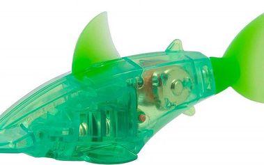 Hexbug Aquabot kladivoun zelená