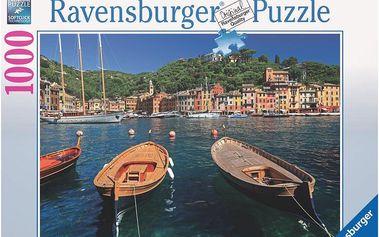 Ravensburger Přístav v Portofino, Itálie 1000d