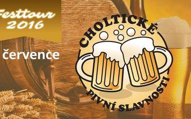 Den, který má říz: Choltické pivní slavnosti