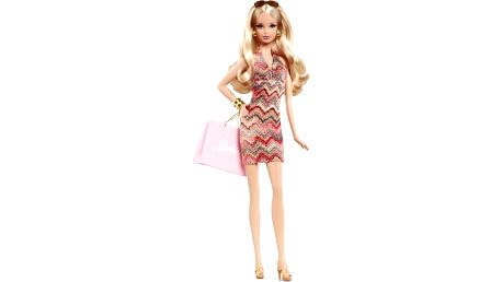 Barbie Look - na nákupech