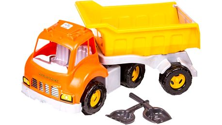 Pilsan Moving Truck 77cm oranžový