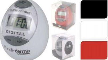 Minutka digitální s LCD displejem 3 barvy ProGarden KO-CY4651050