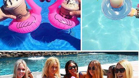 Nafukovací plovoucí držák na nápoj Summer
