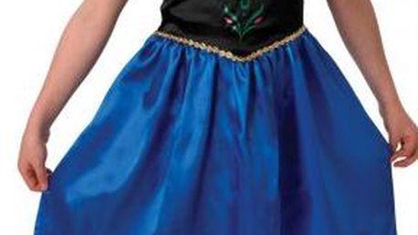 Rubie's Kostým Frozen Anna Classic S