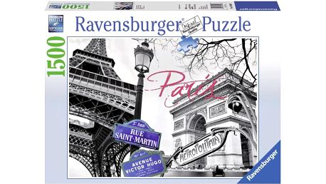 Ravensburger Paříž 1500d