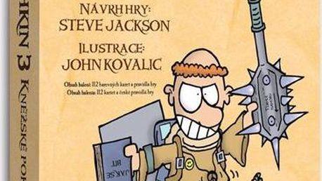 ADC Blackfire Munchkin - rozšíření 3.