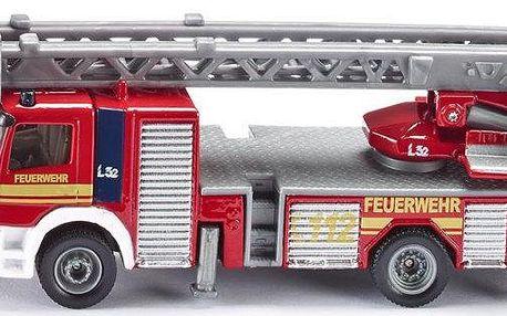 SIKU Super - Otočný požární žebřík 1:87