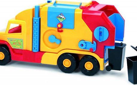 Wader Super Truck popelář krátký