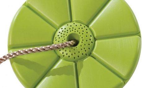 Vladeko Zelené houpací sedátko Květina
