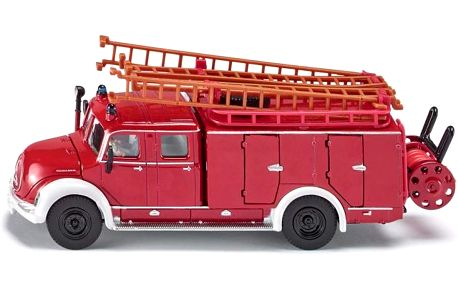 SIKU Cisternové požární vozidlo magirus, 1:50
