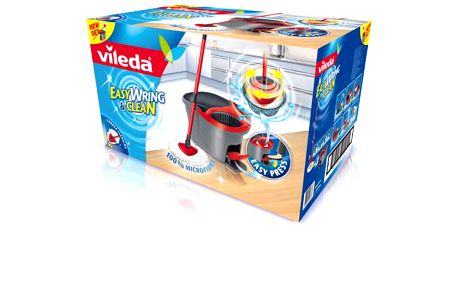 Vileda Easy Wring and Clean (Easy Mocio set) (133648)