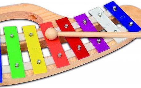 Bontempi Xylofon dřevěný