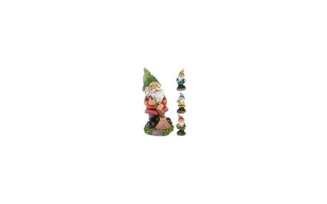 Zahradní trpaslík 13 cm 4 barvy ProGarden KO-252720620