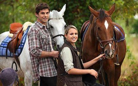 Léto v sedle - permanentka na vyjížďky na koni pro děti i dospělé v pražské jízdárně