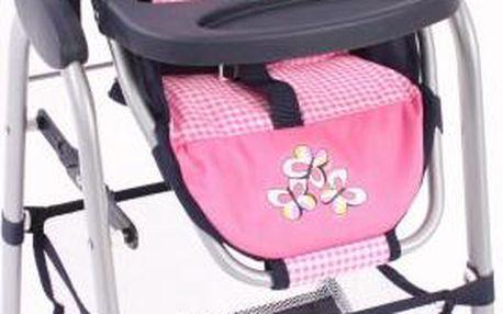 Bayer Chic Jídelní židlička pro panenku, 46