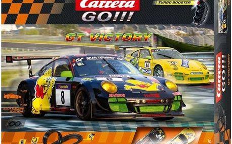 Carrera Autodráha GO GT Victory