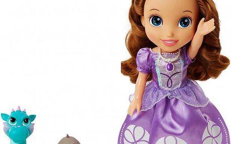 Disney Sofie První - princezna a zvířátka