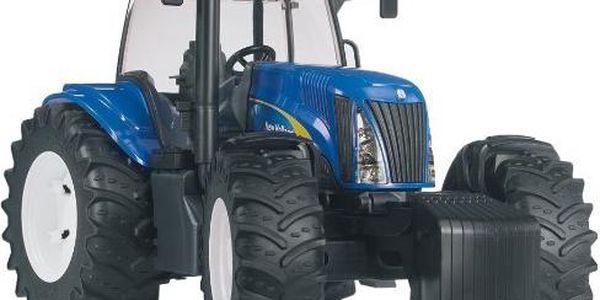 Bruder Farmer - New Holland T8040 traktor 1:16