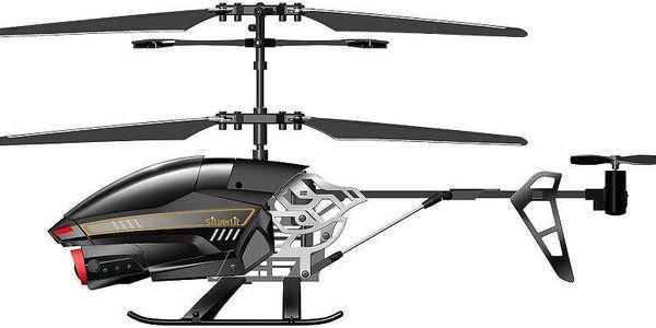 Silverlit R/C Helikoptéra 2,4GHz Spy Cam II (s kamerou) žlutá