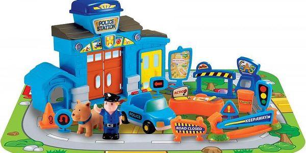 Lamps Policejní stanice pro nejmenší