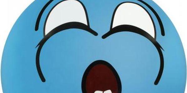 Eddy Toys Skákací míč 45 cm modrá