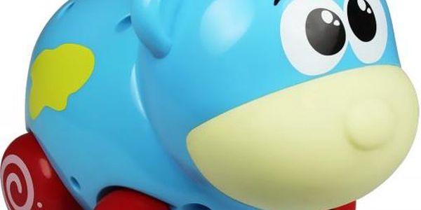 Let's play Jezdící zvířátko se zvuky modrá