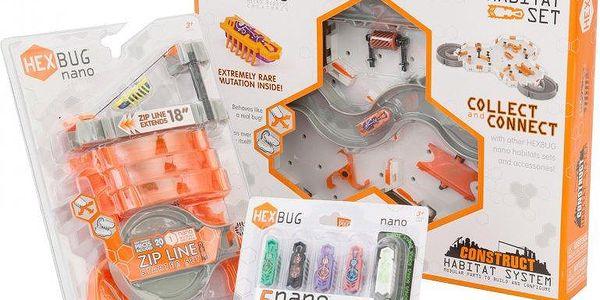 Hexbug Exkluzivní sada Nano