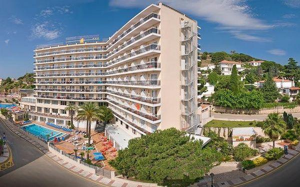 Španělsko - Costa del Maresme na 10 dní, all inclusive s dopravou autobusem 500 m od pláže