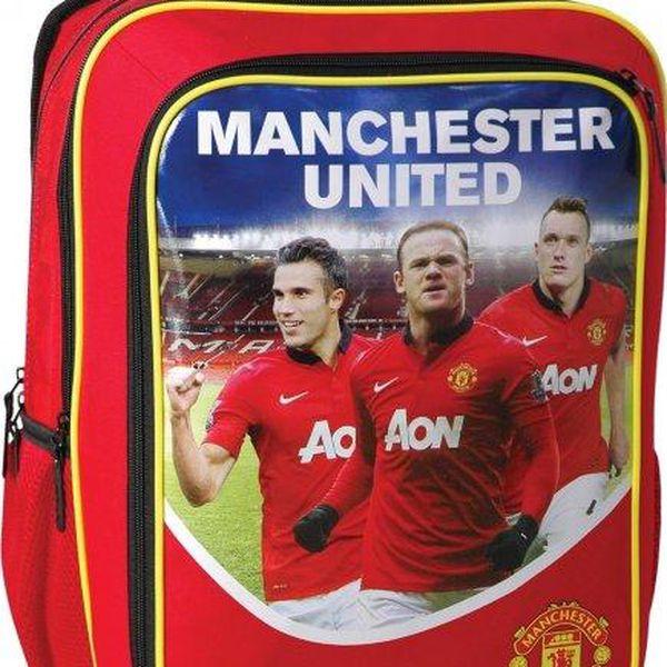 Sun Ce E.V.A školní batoh - Manchester United