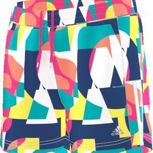 Adidas Dětské šortky ULTIMATE UP FIT 3-STRIPES AJ7377