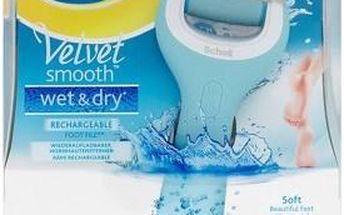 Scholl Velvet Smooth WET&DRY