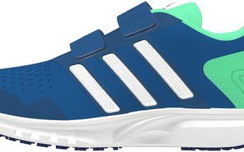 Adidas Chlapecké běžecké tenisky Runfastic - modré