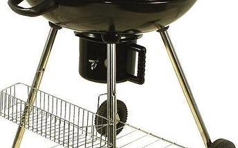 Gril Master BBQ 60 + grilovací koření zdarma!!! Průměr grilu 57 cm, doprava zdarma