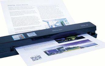 IRIS skener IRISCan Anywhere 3 WIFI - přenosný - 458129