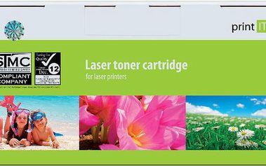 PRINT IT alternativní HP CE411 LJ Pro 300/400, cyan - PI-604