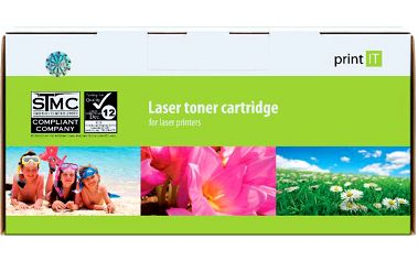 PRINT IT alternativní HP CE412 LJ Pro 300/400, žlutá - PI-605