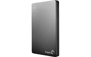 Seagate BackUp Plus - 1TB + 200GB OneDrive, šedý - STDR1000201