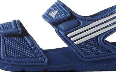 Adidas Chlapecké sandály Akwah 9 - modré