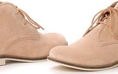 s.Oliver dámská kotníčková obuv 39 béžová