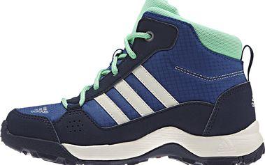 Adidas Chlapecká outdoorová obuv Hyperhiker - modré