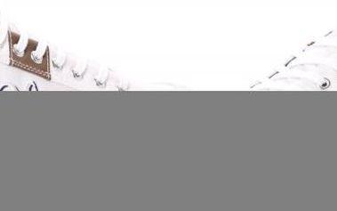 s.Oliver pánské tenisky 45 bílá