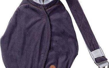 Lodger Nosítko a fusak Shelter Fleece Reluxury Antracite